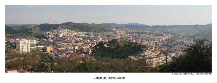 Panorama Cidade Torres Vedras
