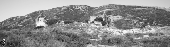 Vista Oeste do Convento